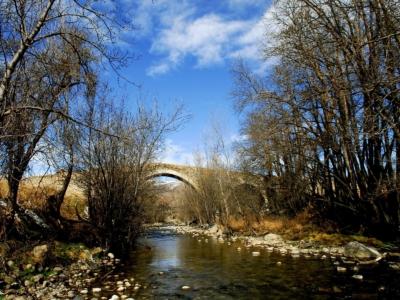 Pont de Sant Martí (Camí de Sant Jaume)
